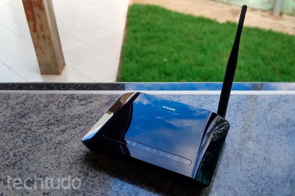 Roteadores da D-Link podem ser usados como repetidores de sinal Wi-Fi (Foto: Thiago Rocha/TechTudo)