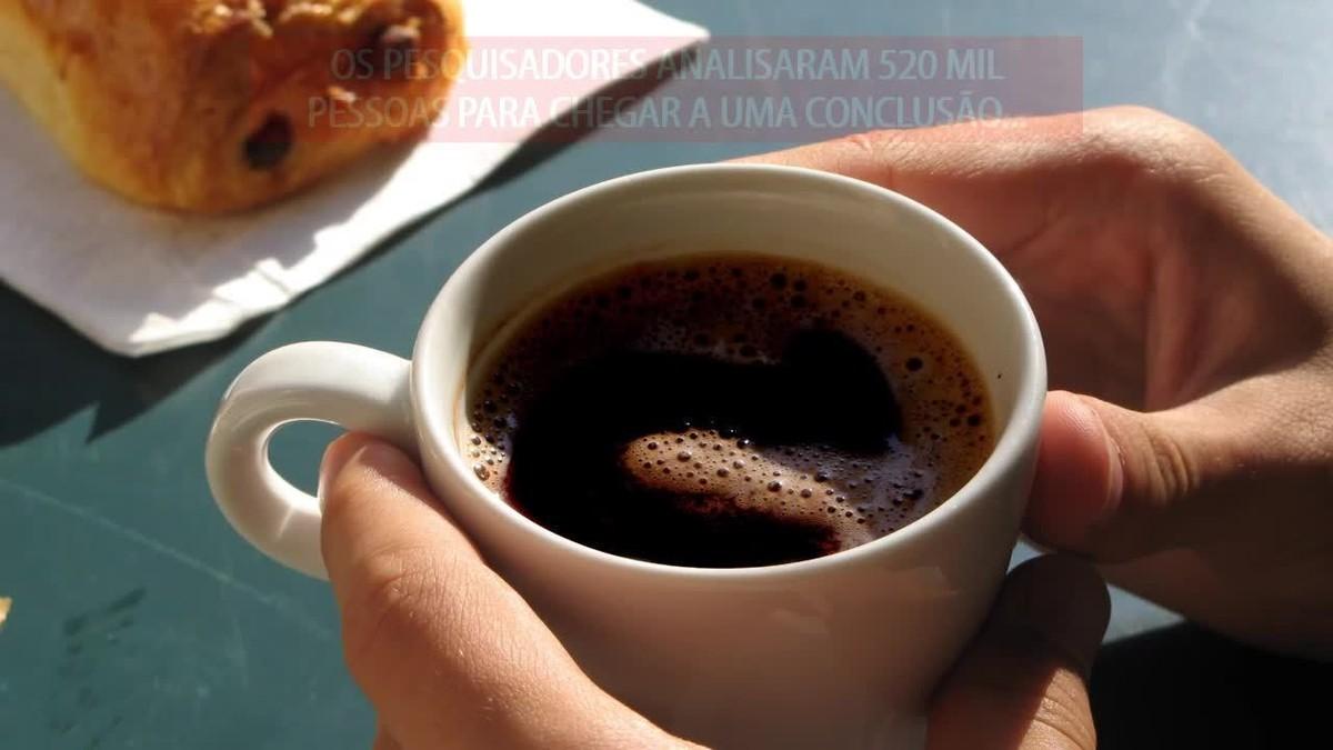 Beber café ajuda a viver mais, dizem cientistas