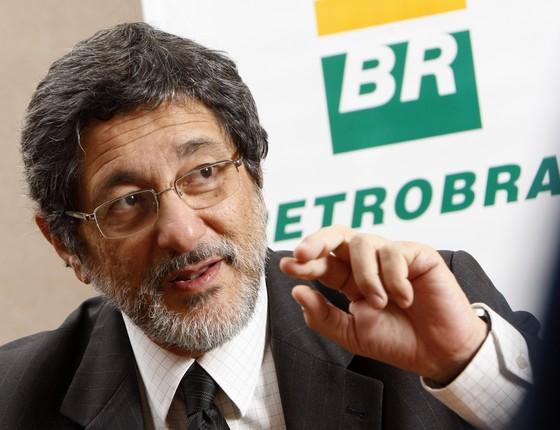 O ex-presidente da Petrobras, José Sérgio Gabrielli (Foto: Adriano Machado / Editora Globo)