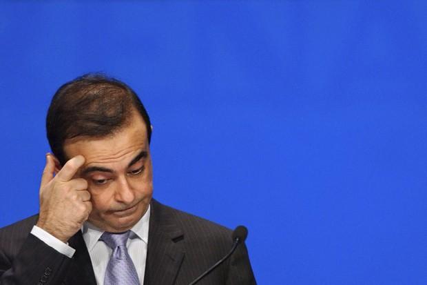 Carlos Ghosn (Foto: AFP)