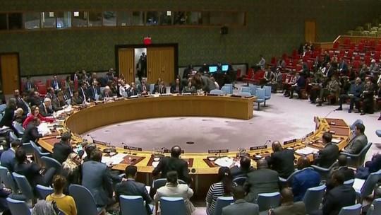 Conselho de Segurança da ONU pede  trégua de 30 dias na Síria