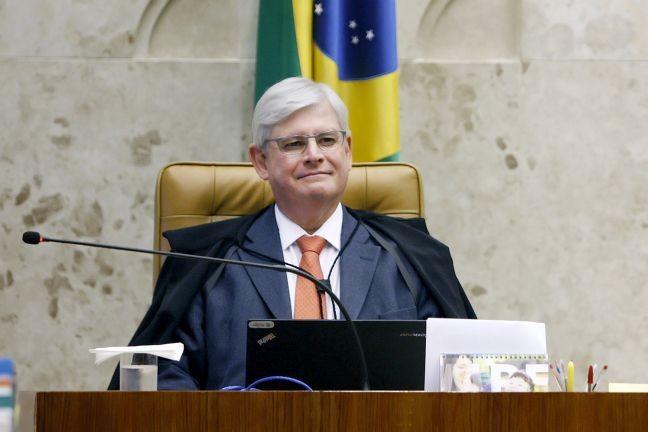 Rodrigo Janot se despede do STF