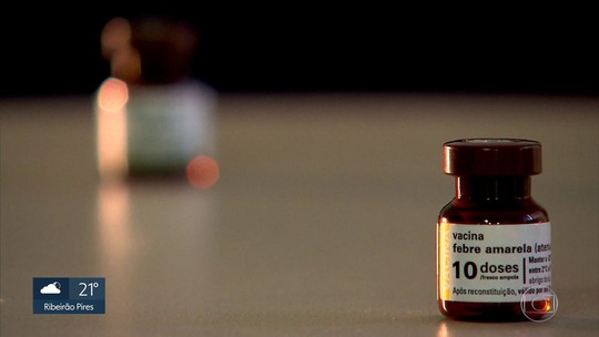 SP vacina pouco mais da metade de meta contra a febre amarela; mortes no estado sobem para 125