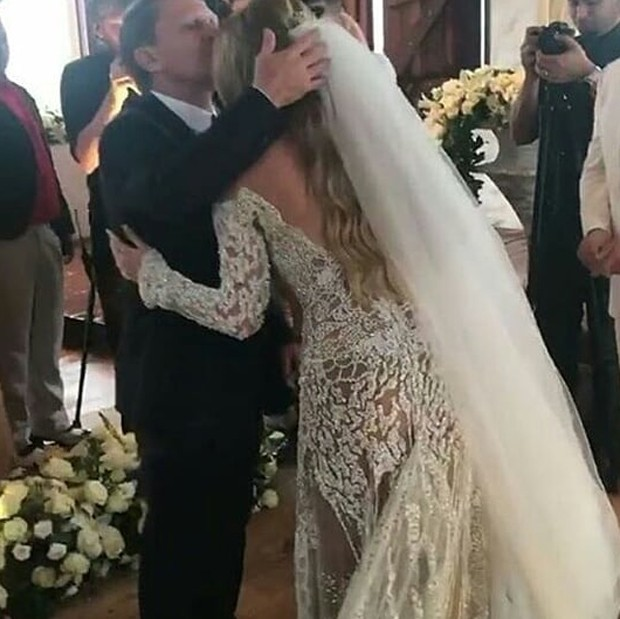 Casamento de Luísa Sonza e Whindersson Nunes (Foto: )