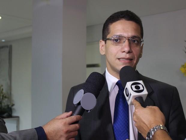 Secretário de Justiça falou sobre prioridades do governo para o sistema prisional (Foto: Catarina Costa / G1)