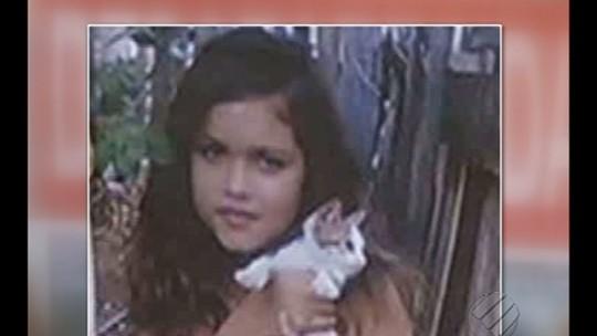 Familiares velam corpo de menina desaparecida no sudeste do PA