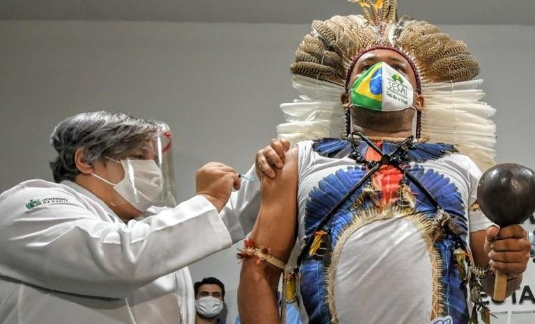 Cidade da Paraíba deve ter quase metade da população vacinada contra Covid-19 no 1º lote
