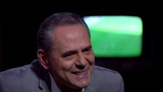 """Vozes: Luis Roberto relembra Loco Abreu com """"cavadinha de tirar o fôlego do Brasil inteiro"""""""