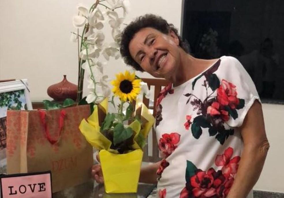 Maria Marta Alves Guimarães desapareceu na última quinta-feira (26) (Foto: Arquivo pessoal)