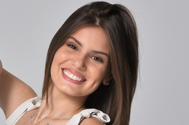 Camila Queiroz (Foto: Fábio Rocha/Globo)