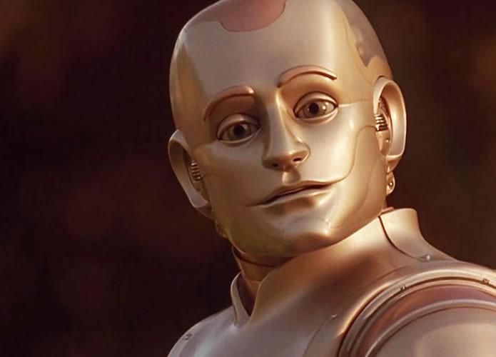 História mostra a jornada de um robô para ser reconhecido como ser humano (Foto: Divulgação)