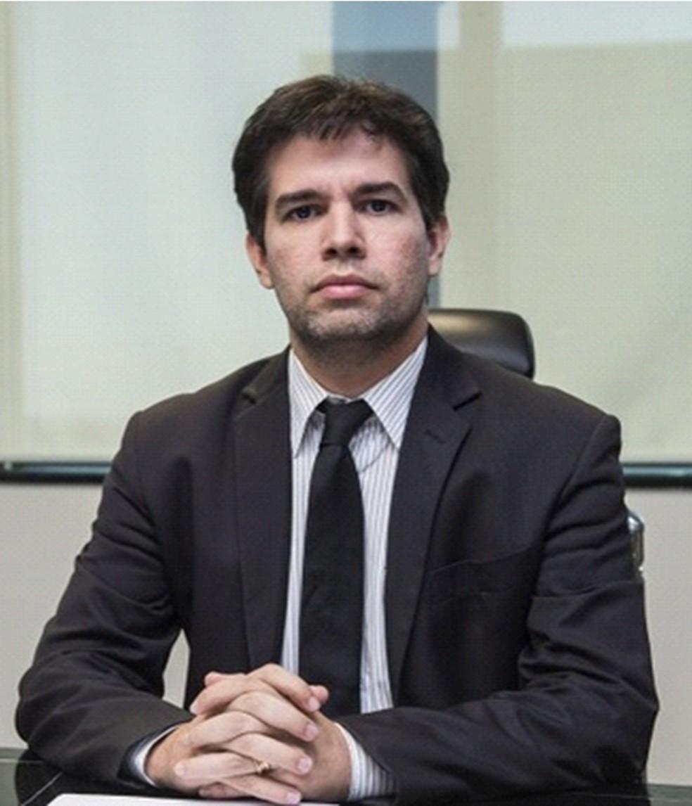 Marcelo Bruto, secretário de Desenvolvimento Urbano de Pernambuco na segunda gestão de Paulo Câmara — Foto: Governo de PE/Divulgação