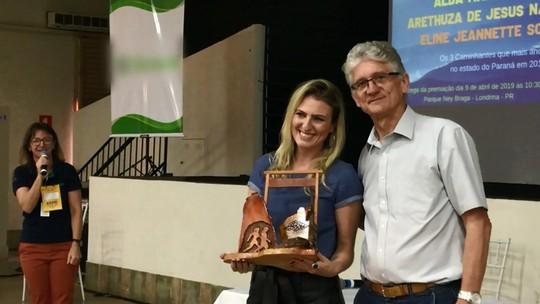 Caminhos do Campo é homenageado pela Emater na ExpoLondrina