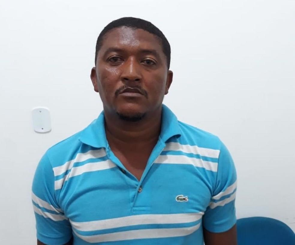 Marcelo Silva Costa, de 46 anos, foi preso em flagrante em São Luís.  — Foto: Divulgação/Polícia Militar