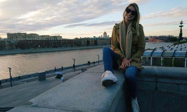 A vista para o rio Moscou é uma das mais bonitas da capital russa