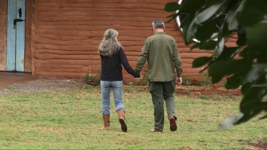 Casal de engenheiros transforma aviário abandonado em pousada e sítio escola, no Paraná