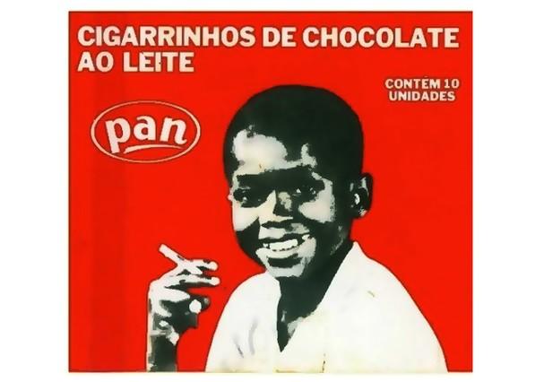 Cigarrinhos de chocolate (Foto: Reprodução)