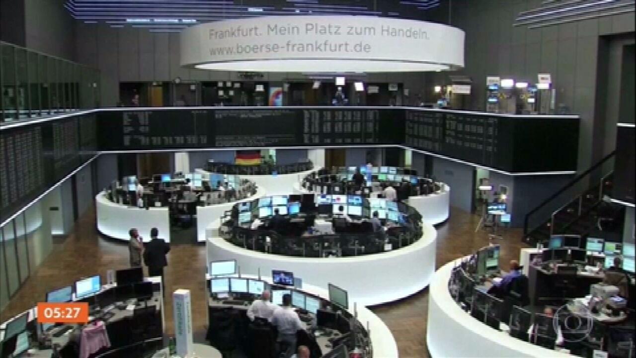 Com novos lockdowns na Europa, mercados financeiros do mundo registraram quedas