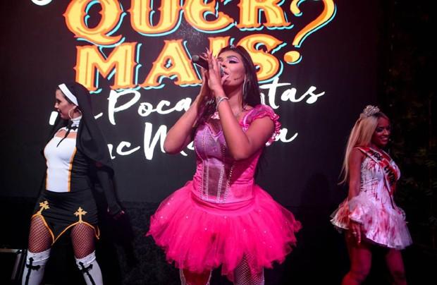 MC Pocahontas (Foto: Evandro Tavares)
