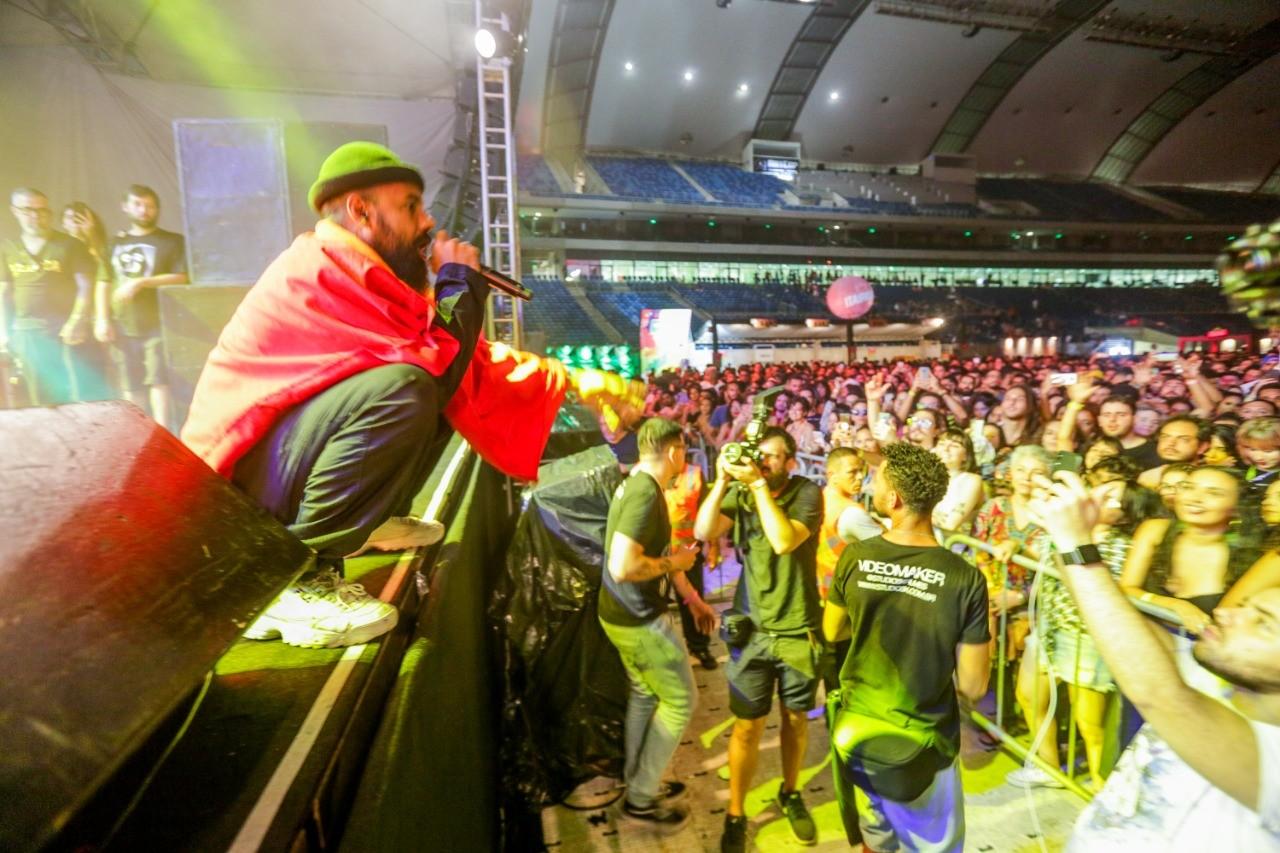 FOTOS: veja imagens da primeira noite do Festival Mada 2019 - Notícias - Plantão Diário