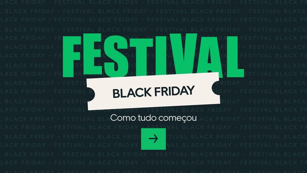 Festival Black Friday 2020 do Uber Eats oferece descontos e frete grátis — Foto: Divulgação/Uber