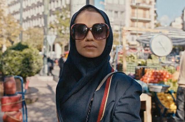 Niv Sultan como Tamar Rabinayan na série 'Teerã' (Foto: Divulgação)