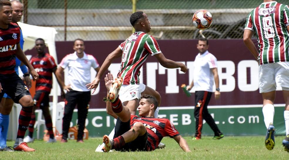 913a639926 ... Fluminense vence o Flamengo em semifinal do Sub-17