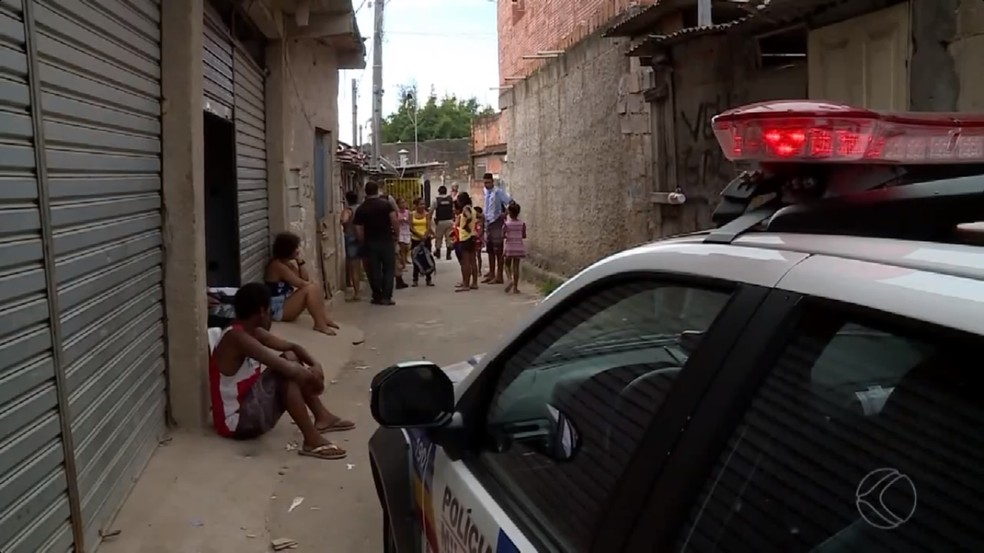 -  Gestante foi morta na Favela do Rato, em Juiz de Fora  Foto: Reprodução/TV Integração