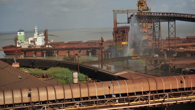 infraestrutura_logistica_porto_itaqui_ma (Foto: Ernesto de Souza/Ed. Globo)