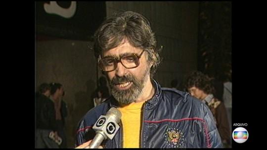 Luiz Carlos Maciel morre no Rio