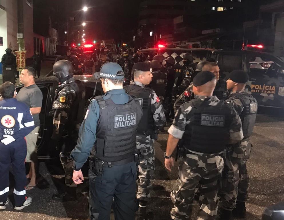 Trio faz motorista refém no Umarizal, em Belém