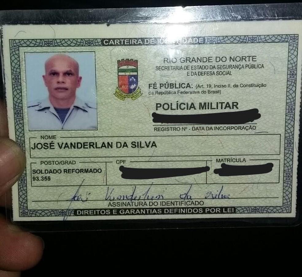 Crime aconteceu na noite desta quarta (18) em Parnamirim (Foto: PM/Divulgação)