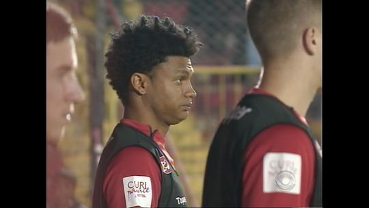 Futuro de Bruno Paulo está indefinido na equipe do Brasil de Pelotas