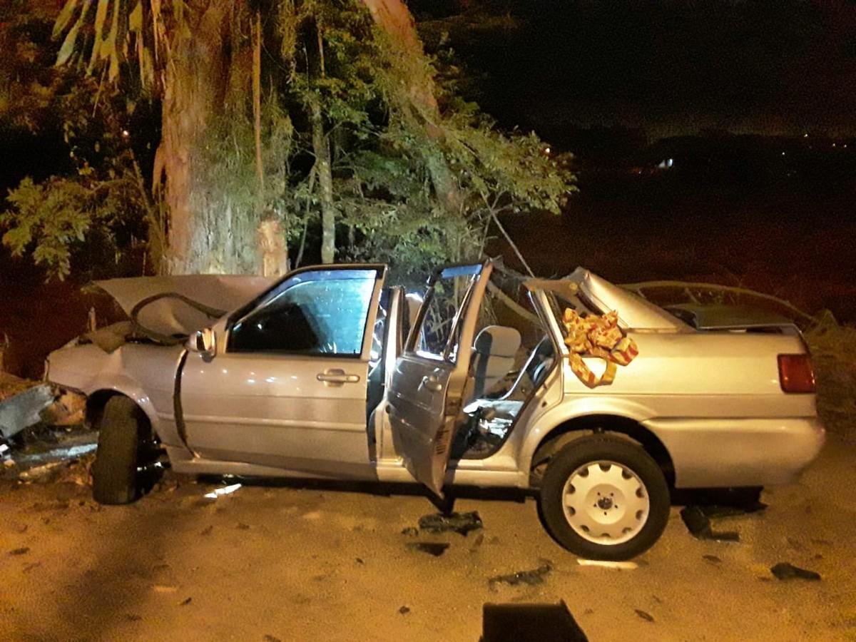 Polícia registra 3 acidentes com 2 mortes em menos de 6 horas em rodovias estaduais de SC