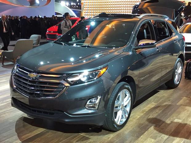 G1 - Conheça o Chevrolet Equinox, que substitui a Captiva ...