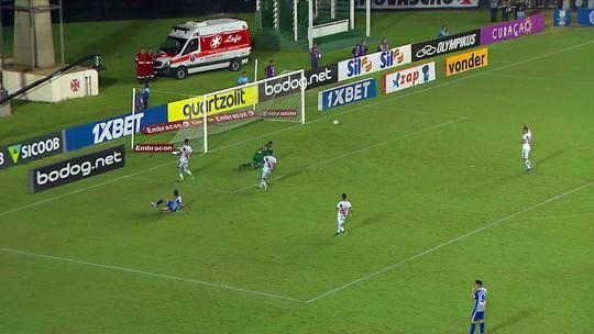 Vasco 1 x 1 Avaí: assista aos melhores momentos do jogo