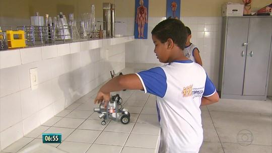 Guarda Municipal vai usar drone 'pega-ladrão' desenvolvido por estudantes no Grande Recife
