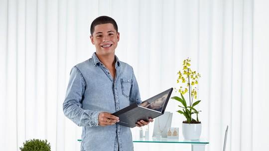 Aos 19 anos, Igor é consultor Rommanel e tem planos de viajar e comprar uma casa