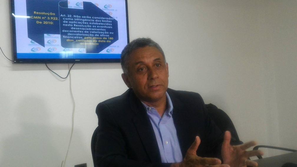 -  Gilmar Machado foi preso no dia 12 de abril em operação da Polícia Federal em Uberlândia  Foto: Bárbara Almeida/G1
