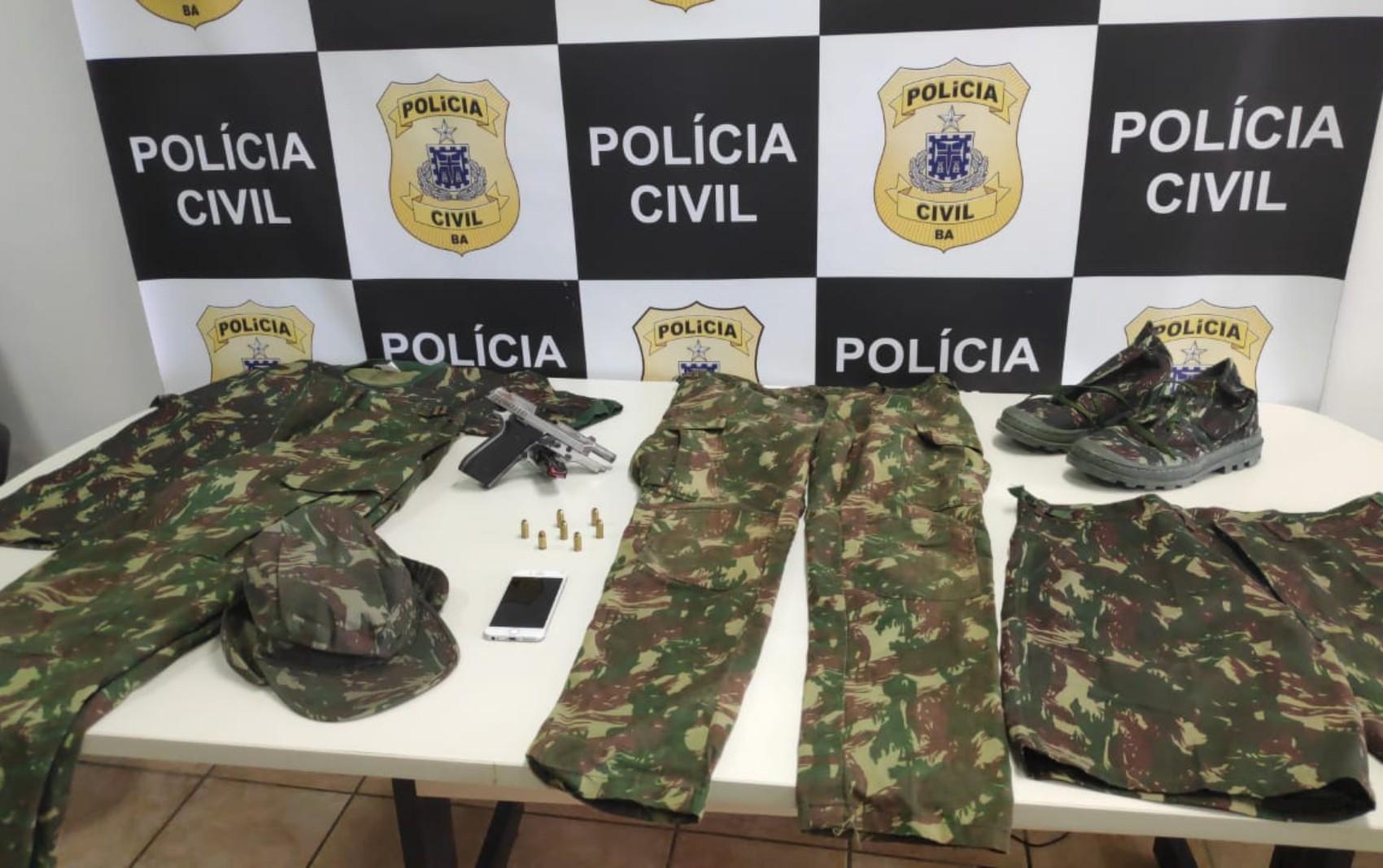 'Explosivista' morto durante troca de tiros com polícia atuou em pelo menos cinco ataques a bancos em Salvador