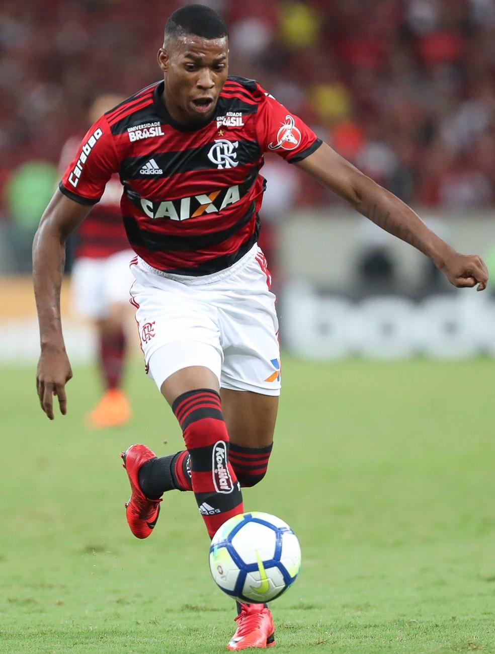 Jean Lucas é o favorito para vaga de Paquetá (Foto: Gilvan de Souza / Flamengo)