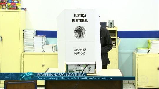 Eleições 2018: No interior de São Paulo tem voto biométrico e até escolha de prefeitos