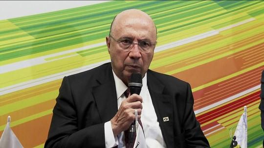 Em evento com a presença de Temer, MDB anuncia Meirelles como pré-candidato à Presidência da República