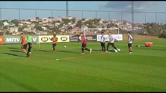 Atlético-MG inicia intertemporada sem reforços em campo, mas com novo coordenador de preparação física
