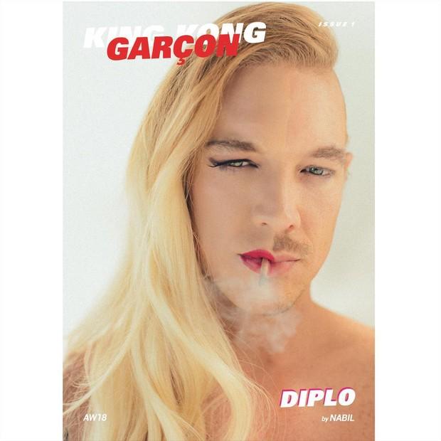 Diplo (Foto: Instagram/Reprodução)