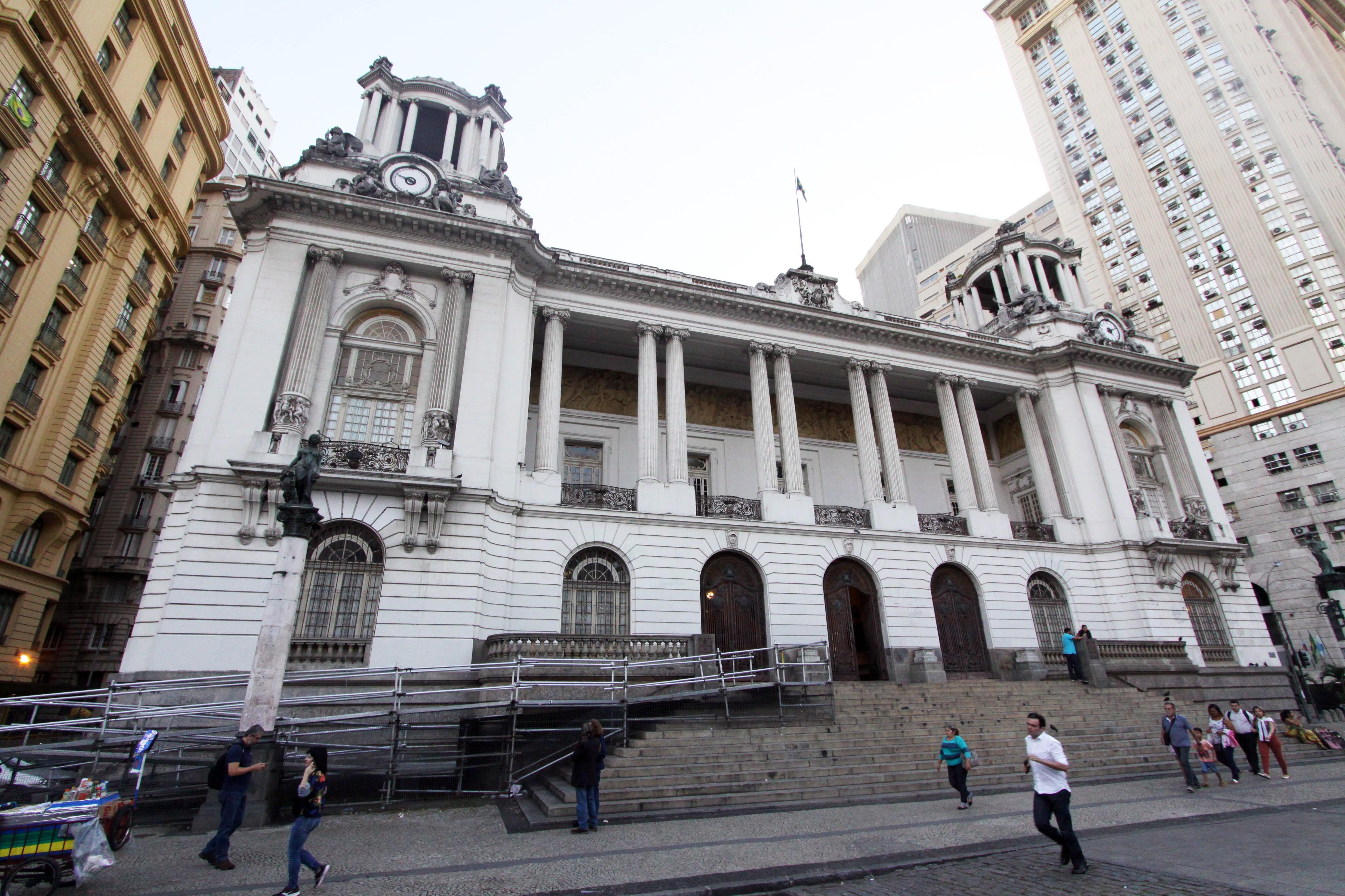 A Câmara de Vereadores do Rio de Janeiro