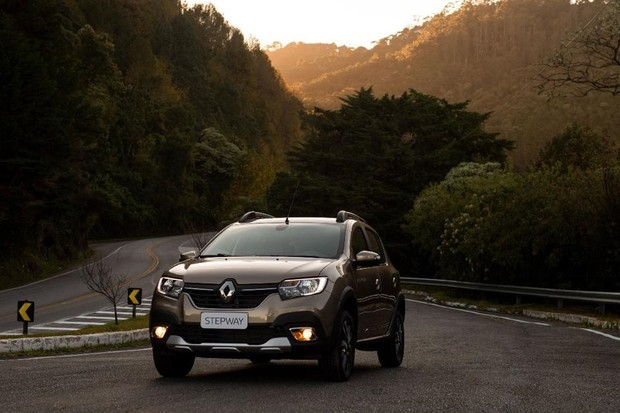 Renault Sandero 2020 (Foto: Divulgação)