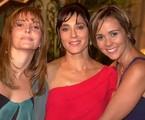 Maria Padilha, Christiane Torloni e Giulia Gam em 'Mulheres apaixonadas' | Globo