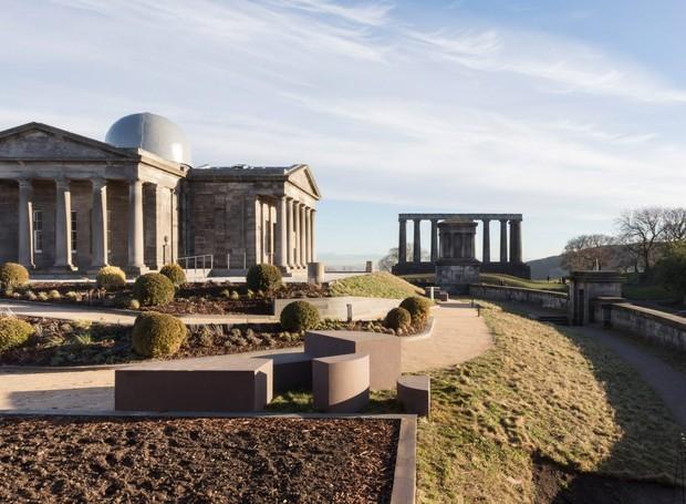 O local é considerado Patrimônio Mundial, e agora recebe restaurações (Foto: Tom Nolan e Susie Lowe./ Reprodução)