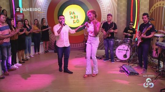 'Paneiro' de sábado (28) tem Leon Correia, Márcio Cigano e Márcia Novo